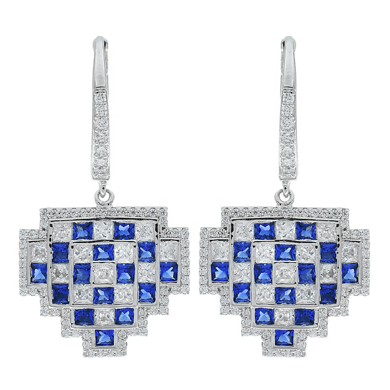 Wholesale Lattice Earrings For Women